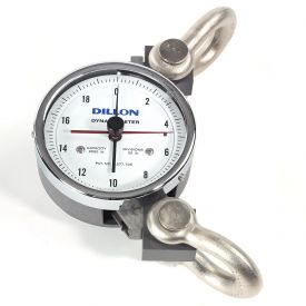 "Dillon AP Mechanical Dynamometer 5"" Dial 10,000lb x 100lb"