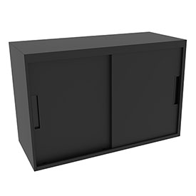 "Overfile For 42""W Lateral File Black"