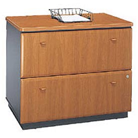 Lateral File in Cherry - Modular Office Furniture