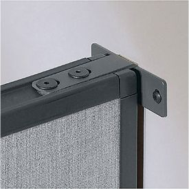 Wall Bracket for Privacy Office Partitions