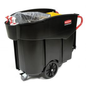 Rubbermaid® Mega Brute Mobile Waste Collector 9W73