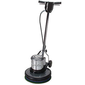 "Powr-Flite® Metal Floor Machine 1.5 Hp 17"" Brush Size"