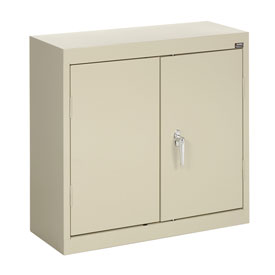 Sandusky Wall Cabinet WA21301230 Double Door - 30x12x30, Putty