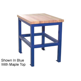 18 X 24 X 30 Standard Shop Stand - Shop Top Blue