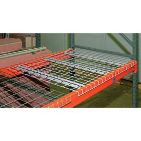 "Wire Mesh Decking 52""L X 48""D 2100 Lb Capacity"