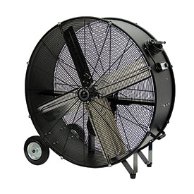TPI CPB42B,42 Inch Portable Blower Fan Belt Drive 1/2 HP 7600 CFM