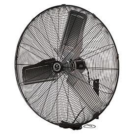 tpi cacu24w 24 inch wall mount fan non oscillating 14 hp cfm 1