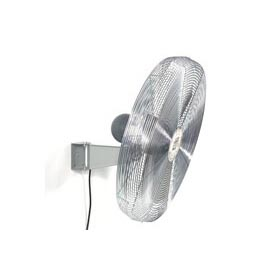 TPI 653397,24 Inch Wall Mount Fan 1/3 HP 4300 CFM 1 PH 277V Totally Enclosed Motor
