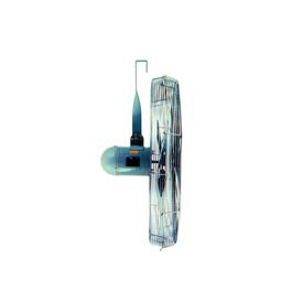 TPI IHP24-H-WD,24 Inch Washdown Rated Fan Head Non-Oscillating 1/3 HP 4,300 CFM