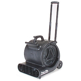 Powr-Flite® 1/2 HP Floor Dryer PD500DX with Handle & Wheels