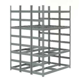 "Bar Storage Rack 56""W X 60""D X 84""H"