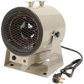 TPI Fan Forced Portable Heater HF684TC - 3000/4000W 208/240V 1 PH
