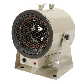 TPI Fan Forced Portable Heater HF686TC - 4200/5600W 208/240V 1 PH