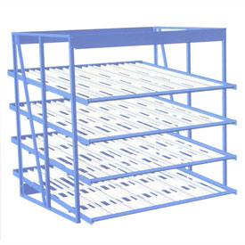 "Gravity Flow Starter Rack 96""W x 96""D x 96""H"
