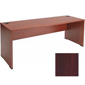 Credenza Shell in Mahogany - Manager Series