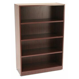 48 Inch Bookcase in Mahogany - Manager Series