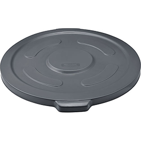 Global™ Trash Container Lid, Garbage Can Lid - 55 Gallon