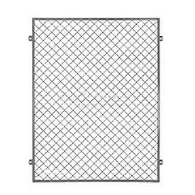Husky Rack & Wire Security Wire Mesh Window Guard - Hinged 3' x 4'