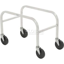 "All Welded Aluminum 1 Lug Cart, 26""L x 15-3/4""W x 19""H, No Lugs"