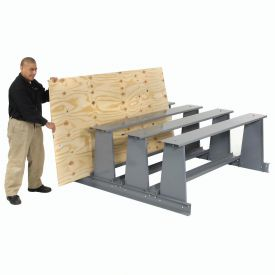 Vertical Sheet Rack 3 Bay