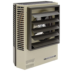 TPI Horizontal/Vertical Discharge Fan Forced Suspended Unit Heater HF2B5105N - 5000/3700W 1/3 PH