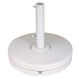 Grosfillex® 70 Lb. Freestanding Umbrella Base, White