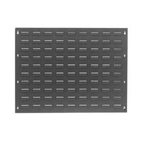Louvered Wall Panel Without Bins 27x21 - Pkg Qty 2