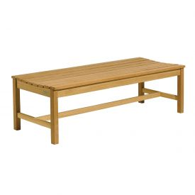 5' Backless Bench