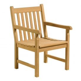 Oxford Garden® Classic Outdoor Armchair - Teak