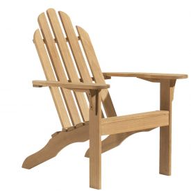 Oxford Garden® Adirondack Chair - Teak