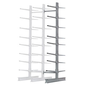 "Cantilever Rack Double Add-On Unit Extra Heavy Duty, 72"" W  x 106"" D x 12' H, 25000 Lbs. Capacity"