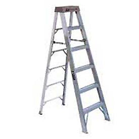 Louisville 6' Type 1A Aluminum Step Ladder - AS100-6