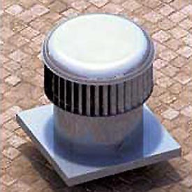 Envira-North Hurricane™ Turbine Ventilator 36 Inch Straight Flue