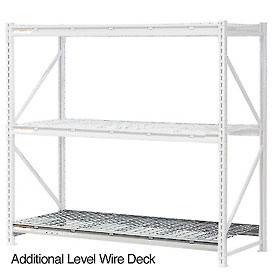 "Additional Level 96""W x 48""D Steel Deck"