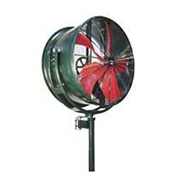 "Triangle Engineering 54"" High Velocity Oscillating Fan HV5418OC-230 3 HP 27900 CFM"