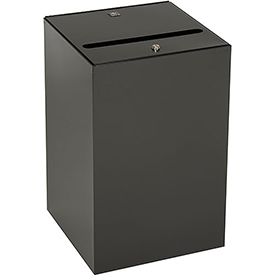Steel Secure Document Container- 24 Gallon Capacity