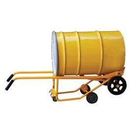 Vestil Multi-Purpose 4-Wheel Pallet Drum & Cradle Truck RDBT-PO Polyolefin