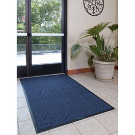Waterhog Eco Elite Fashion 4' Wide 5 Ft Up To 60 Ft Indigo