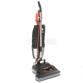 "Hoover® CONQUEST Bagless Upright 18"" Wide Area Vacuum"