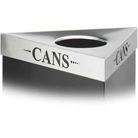 Triangular Lid - Cans