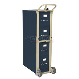 Wesco® File Cabinet Hand Truck 272998 400 Lb. Capacity