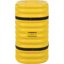 "Eagle Column Protector, 8"" Column Opening Yellow, 1708"