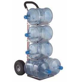 Magliner® Bottle Water Hand Truck with 5 Trays 500 Lb. Cap. HB-128-HM-1060