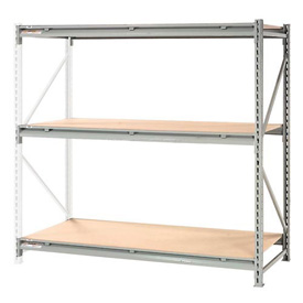 "Record Storage Rack Add-On 60""W x 36""D x 96""H"