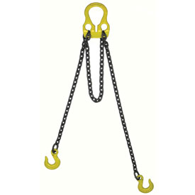 "Lift-All® 30002G10 Adjust-A-Link™ Chain Sling 10 Ft. Long 7/32"" Chain"