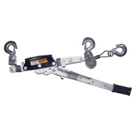 Vestil Two-Speed Come Along Cable Puller CABLE-P4 - 4000 Lb. Double Line Capacity
