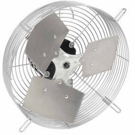 "TPI 16"" Guard Mounted Direct Drive Exhaust Fan CE-16-D 1/8HP 5100CFM"
