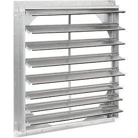 "Shutter For 30"" Exhaust Fans"