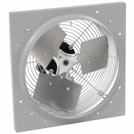 TPI 24 Venturi Mounted Direct Drive Exhaust Fan CE-24-DV 1/4 HP 3,400 CFM
