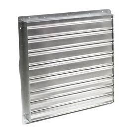 "Shutter For 30"" Venturi Mounted Exhaust Fan"